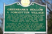 Greenbank's Hollow Covered Bridge and Historical Area, Danville, VT, historic attraction